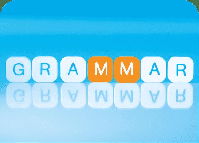 grammar-punctuation-usage