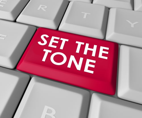 Tone matters